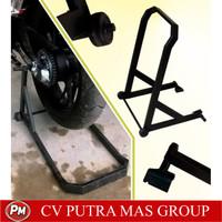 Standar Paddock Stand - Pedok Motor Ninja R15 R25 CBR CB150 Universal