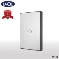LaCie Drive HDD / Hardisk Eksternal 2TB USB3.0