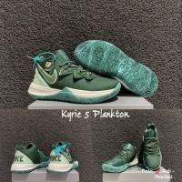 sepatu basket nike kyrie 5 plankton grade original