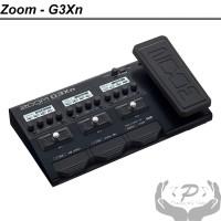 Zoom G3Xn Multi Effect Guitar Original G3X n Efek Gitar Pedal