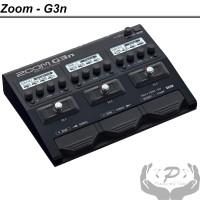 Zoom G3n Multi Effect Guitar Original G3 n Efek Gitar