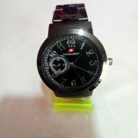 Jam tangan swis army pria