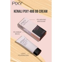 ⭐ VIP ⭐ PIXY BB Cream UV Whitening 4 Beauty Benefits 30 mL