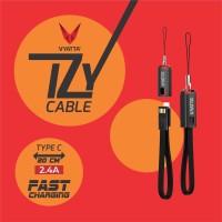 VYATTA IZY TYPE C USB CABLE - FAST CHARGE GARANSI 12 BULAN