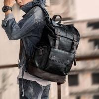 Tas Ransel Kulit Pria / Tas Import / Tas Backpack Kulit Pria - BP083