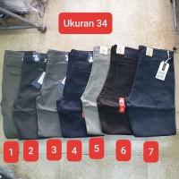 Celana Panjang Cardinal Original Officer pants stretch uk 33 - 38