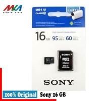 Sony Micro SDHC USH-I Class 10 16GB 95MB/s SR-16UX2A High Speed
