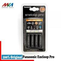 Charger Panasonic Smart & Quick 2 jam eneloop Pro AA 4bh