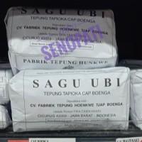 Sagu Ubi Tepung Tapioka Cap Boenga 620gram