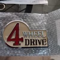 emblem 4wd Toyota Hardtop FJBJ
