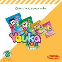 Permen Youka Roll candy