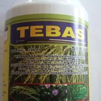 herbisida tebas / anti gulma padi