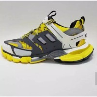 BALENCIAGA TRACKING YELLOW SNEAKERS PRIA IMPORT | PREMIUM BNIB