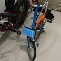 Tas Sepeda Luggage | Koper mini Front Block Sepeda Lipat Folding Bike
