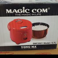 Magic Com Yong Ma 0,7 Liter/Rice Cooker Yong Ma 0,7 Liter SMC 2021