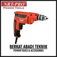 Mesin Bor Listrik 10mm Bolak-Balik / Mesin Bor Tangan NRT-PRO 450 HD