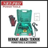 NRT-PRO 500 HD Bor Listrik Tangan Drill Bolak Balik Reversible Mesin