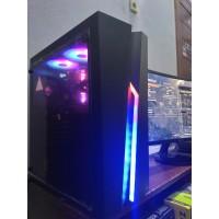PC Gaming Core i5 9400F 8GB VGA RX 580 16GB DDR4 RAM Design Render ok