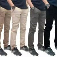celana chino panjang slimfit / celana cino pria