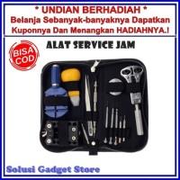 Alat Service Reparasi Jam Tangan / Jackly Watch Repair Tool Kit Set