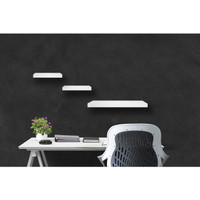 [Decorunic] Floating Shelf - Rak Dinding Minimalis ukuran 30,30,60 cm