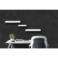 [Decorunic] Floating Shelf - Rak Dinding Minimalis ukuran 30,40,40 cm