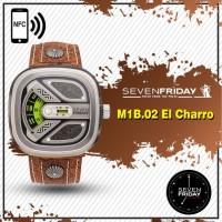 "Jam Tangan Pria SevenFriday M1B/02 ""EL CHARRO"" OFF-Series ORIGINAL"