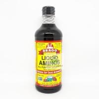 Bragg Liquid Amino / Soy Sauce / Kecap Asin 16oz 473ml