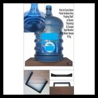 40X15X4Cm Rak Dinding/Ambalan/Melayang/Floating Shelf Merk Kinbar A404