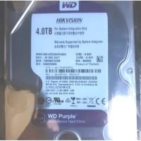 "HARDISK Internal Surveillance 3.5"" WD Purple 4TB"