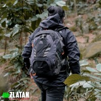 Tas Ransel / Daypack Co-trek Samalona Include Rain Cover Terlaris
