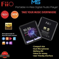 FiiO M5 M 5 Ultra-Portable Hi-Res Digital Audio Player Original