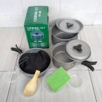 Cooking Set SY-300 Alat masak outdoor