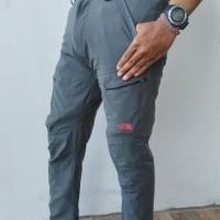 Celana Panjang Gunung Quickdry Stretch Unisex TNF - Hijau