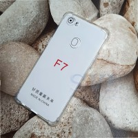 Case Anti Crack Oppo F7 / F7 Pro Softcase Transparan NEW