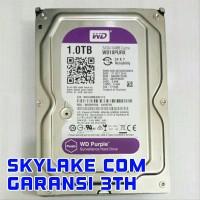 HARDDISK INTERNAL WDC PURPLE CCTV SATA3 1TB elektronik