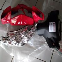 Jual batok a & b vega r new plus lampu depan Limited