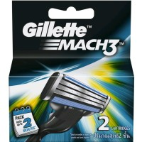 Gillette Mach3 Catridge Isi 2S