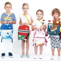 Beddy Bear Korea Original Tas Sekolah Anak Kids Backpack Lucu