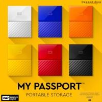 WD My Passport New Design 2TB - Hardisk Eksternal 2.5 Inch USB 3.0