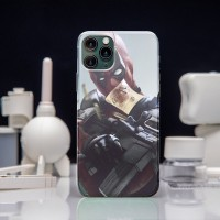 Casing HP deadpool (12) iphone 11 pro X max xs 6 7 8 Pro case
