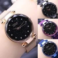 Jam Tangan Wanita Magnet Diamond DIOR Watch murah analog grosir