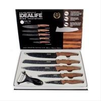 Idealife IL161 Set Pisau Dapur