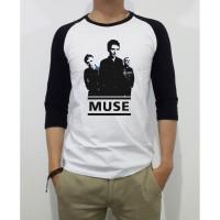 Kaos Distro Baju Tshirt Band Muse