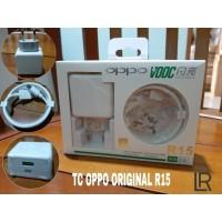 Charger OPPO Original Vooc Fast Charging 4 Ampere Adaptor plus cabel