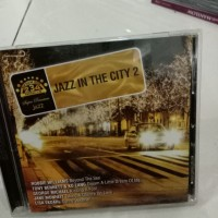 CD Musik JAZZ IN THE CITY 2