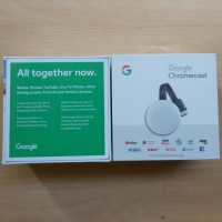 Google Chromecast Chrome Cast Gen 3 Original