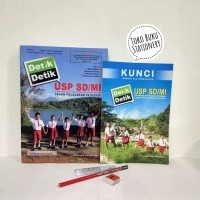 Paket Buku Soal Detik-Detik UN SD / MI Lengkap Intan Pariwara