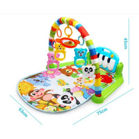 Baby Gym Musical Set Musik Bayi Playgym Playmat Matras Mainan Piano