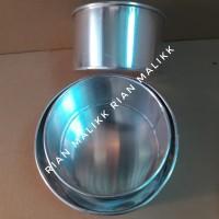 Loyang kue / loyang bolu (1 set isi 3 pcs) Bahan Alumunium